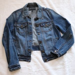 Forever21+ jean jacket  XL  G7